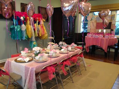 NJ Princess Tea Party