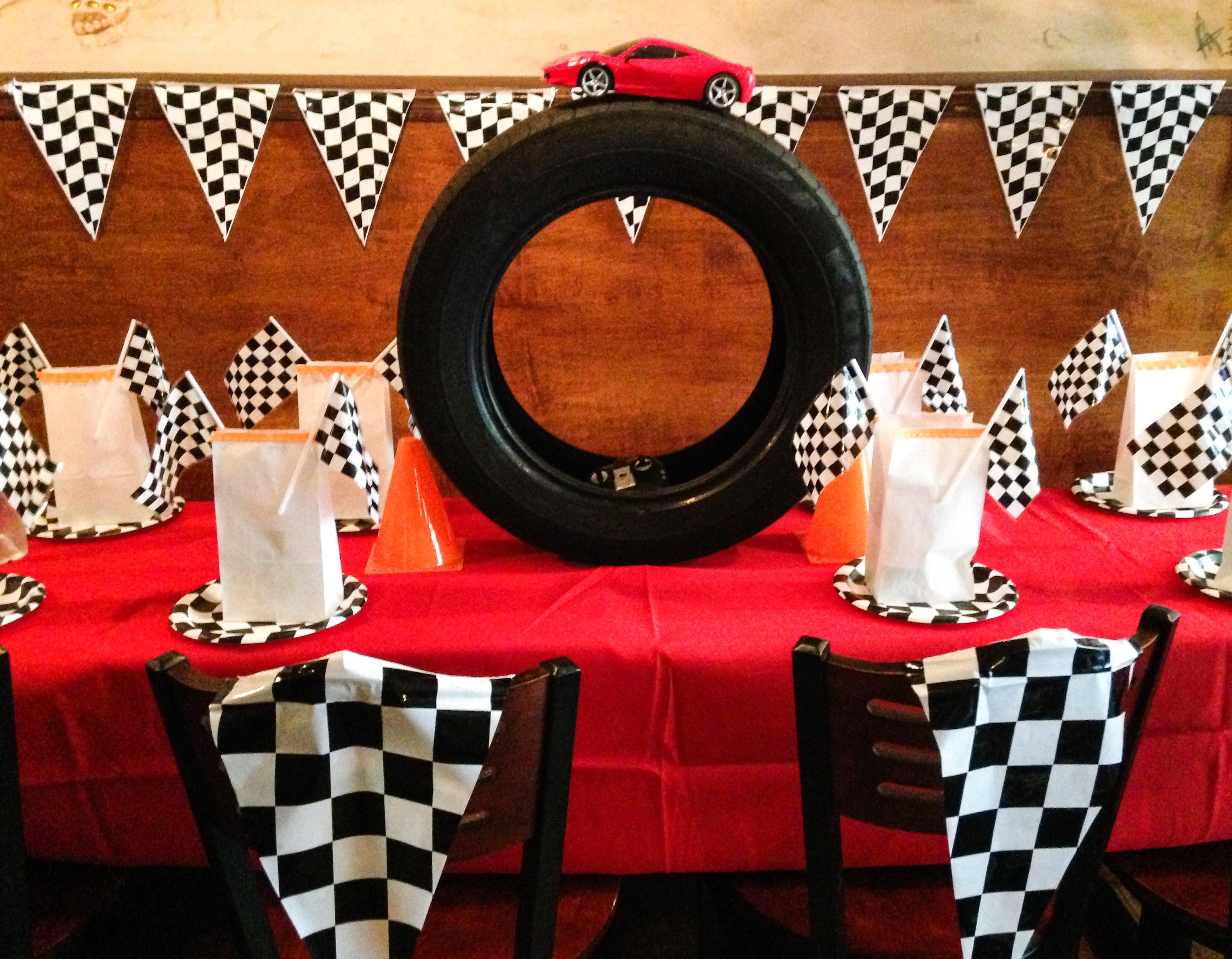 Race Car Party, NJ Princess Parties, Princess Appearances